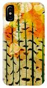 Aspen Colorado Abstract Square 4 IPhone Case