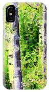 Aspen Grove 6 IPhone Case