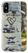 Aspen Love IPhone Case