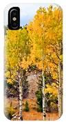 Aspen Meadows II IPhone Case