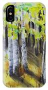 Aspen Trail IPhone Case