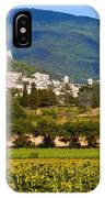 Assisi From The Sunflower Fields IPhone Case
