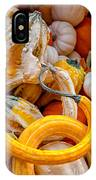 Assorted Gourds IPhone Case