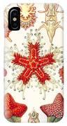 Asteridea IPhone Case