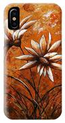 Asters 007 IPhone Case