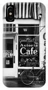 Astoria Cafe IPhone Case