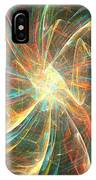 Astral Flower IPhone Case