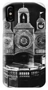 Astronomical Clock, C1750 IPhone Case