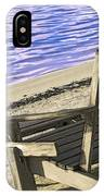 At Ease IPhone Case