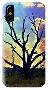 At Life's End There Is Light IPhone Case