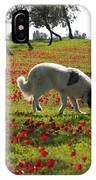 At Ruchama Forest Israel 1 IPhone Case