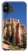 At The Bottom Of The Bryce Np IPhone Case