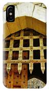 At The Castle Gate IPhone Case
