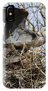 At The Heronry IPhone X Case