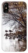At The Lake-38 IPhone Case