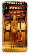 Athena Parthenos IPhone Case