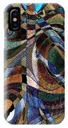Atlanta Solis Abstract Art IPhone Case