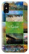Atmospheric Beaches   IPhone Case