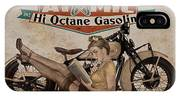 Atomic Gasoline IPhone X Case