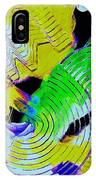 Attracting Space IPhone Case