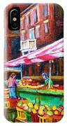 Atwater Market   IPhone Case