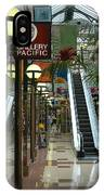 Auckland Shopping Mall IPhone Case