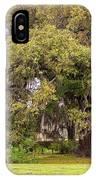 Audubon Park IPhone Case