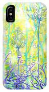 August Enchanted IPhone Case