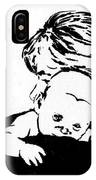 Aunt Jo And Cheychey IPhone Case
