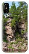 Ausable Chasm 1608 IPhone Case