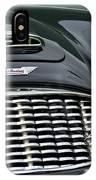 Austin-healey 3000 Grille Emblem IPhone Case