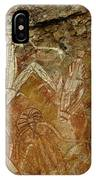 Indigenous Aboriginal Art 3 IPhone Case