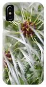 Australian Beach Flowers IPhone Case