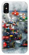 Australian Grand Prix F1 2012 IPhone Case
