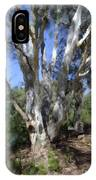 Australian Native Tree 5 IPhone Case