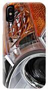 Auto Headlight 25 IPhone Case