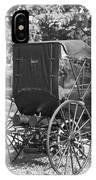 Automobile Duryea, 1893-94 IPhone Case