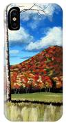 Autum Hill IPhone Case