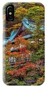Autum In Japan IPhone Case