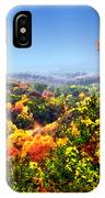 Autumn Across The Hills IPhone Case