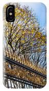 Autumn Air-kiss IPhone Case
