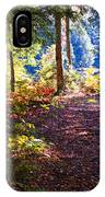 Autumn At Cary Lake IPhone Case