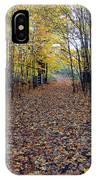 Autumn At Mono Cliffs IPhone Case