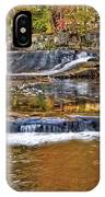 Autumn At Olmsted Falls IPhone Case