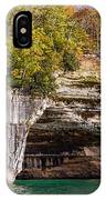 Autumn At Pictured Rocks IPhone Case