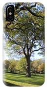 Autumn At Runnymede Uk IPhone Case