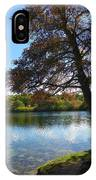 Autumn At Slough Pond IPhone Case