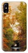 Autumn Attraction IPhone Case