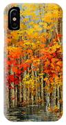 Autumn Banners IPhone Case