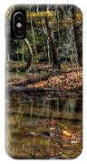 Autumn Beauty Scene IPhone Case